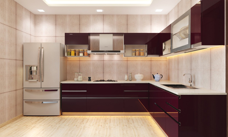 Modular Kitchen Interiors In Hyderabad Modular Kitchen Dealers In5inity